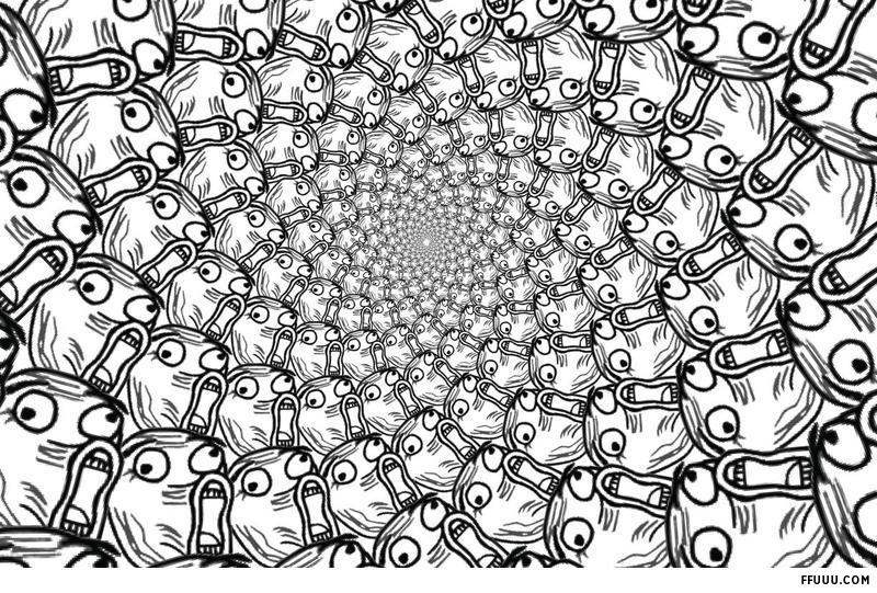 - trolololo x 1 trillion in optical illusion..lawl
